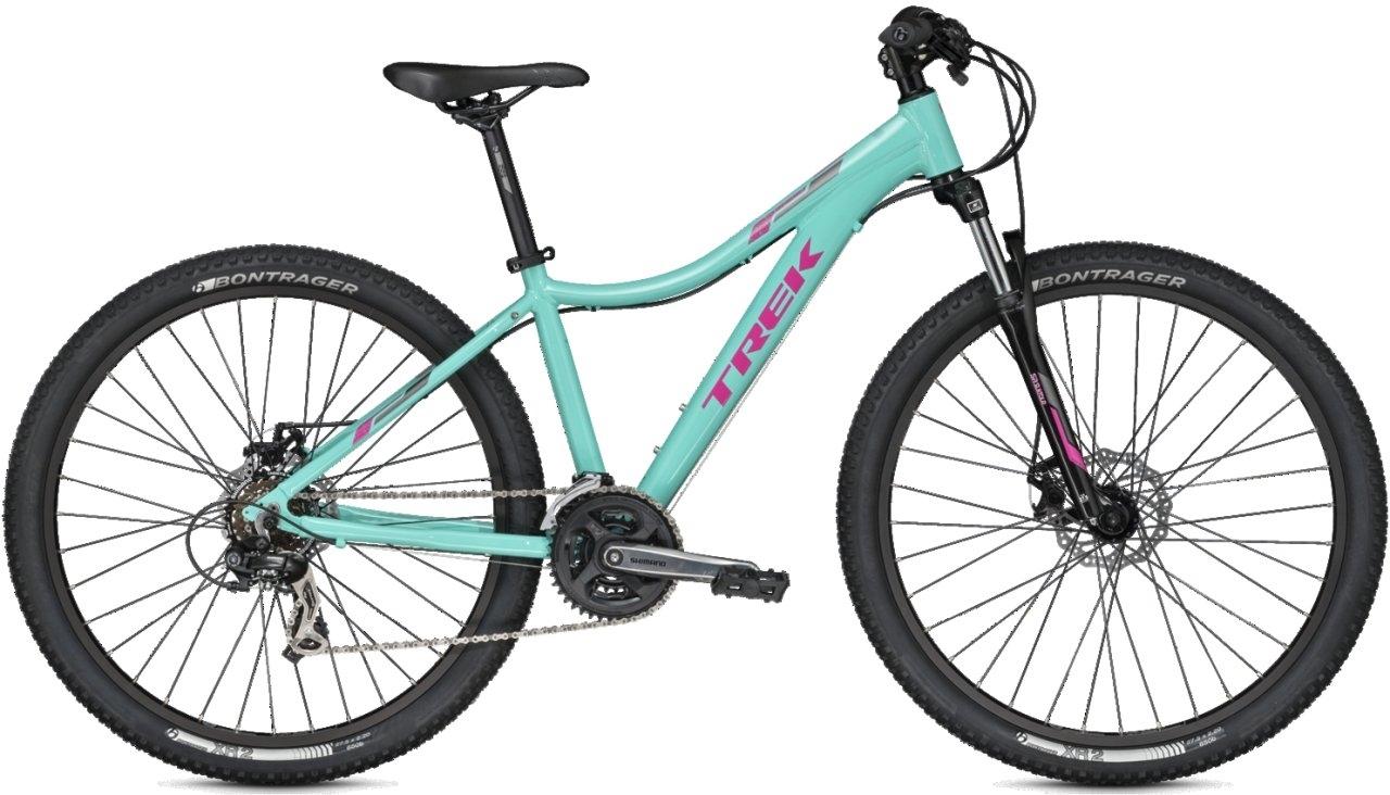 Trek Skye S Disc WSD Grøn- 2016 29 Dame MTB cykel TILBUD
