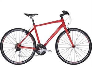Trek 7.3 FX Red - 2013 Sports cykel