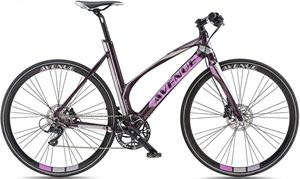 Avenue Airbase Purple grape <BR>- 2017 Dame sportscykel SUPER-TILBUD