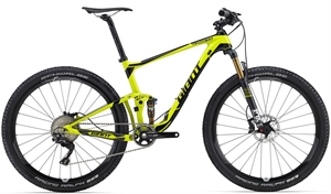 Giant Anthem Advanced 1<BR> - 2016 27.5&quot; Fully Carbon MTB SUPER-TILBUD
