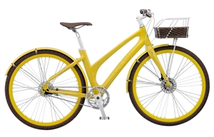 Avenue Broadway Urbanized 29er SubYellow - 2013 Citybike cykel