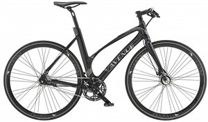Avenue Broadway Black Edition<BR> - 2016 Dame citybike SUPER-TILBUD