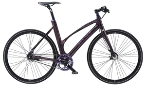 Avenue Broadway Lilla / Purple <BR>- 2018 Dame citybike SUPER-TILBUD