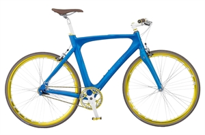 Avenue Madison FIX 7 SwapBlue Mat - 2013 Sports cykel