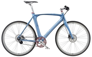 Avenue Broadway Light Blue Petrol <BR>- 2019 Herre citybike cykel