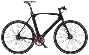 Avenue Broadway Shiny Black <BR>- 2019 Herre citybike cykel