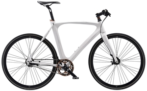 Avenue Broadway Shiny White <BR>- 2019 Herre citybike cykel