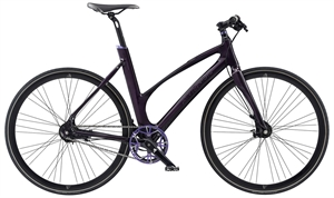 Avenue Broadway Shiny Purple <BR> - 2019 Dame citybike cykel