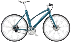 Avenue Broadway Spirit Misty Blue <BR>- 2019 Dame citybike cykel