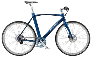 Avenue Broadway Spirit Shiny Blue <BR>- 2019 Herre citybike cykel