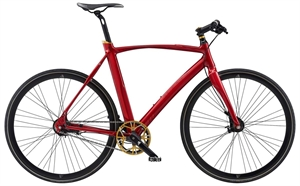 Avenue Broadway Spirit Red Shiny / Rød <BR>- 2019 Herre citybike cykel