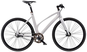 Avenue Broadway Shiny White <BR>- 2019 Dame citybike cykel