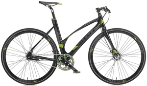 Avenue Broadway 7R Sort<BR> - 2015 Dame citybike SUPER-TILBUD