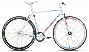 Bottecchia Fixie Hashtag Lilla<BR> - 2017 Fixie / Single Speed cykel