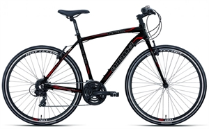 Bottecchia Lite Cross Sort<BR> - 2017 28&quot; Herre sportscykel