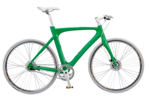 Avenue Broadway XM7R FlashGreen - 2013 Herre citybike cykel