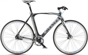 Avenue Broadway Grey-ish <BR> - 2017 Herre citybike SUPER-TILBUD