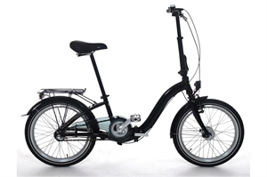 "Ebsen Folding Bike Alloy 20""<BR> - 2018 Unisex mini cykel"