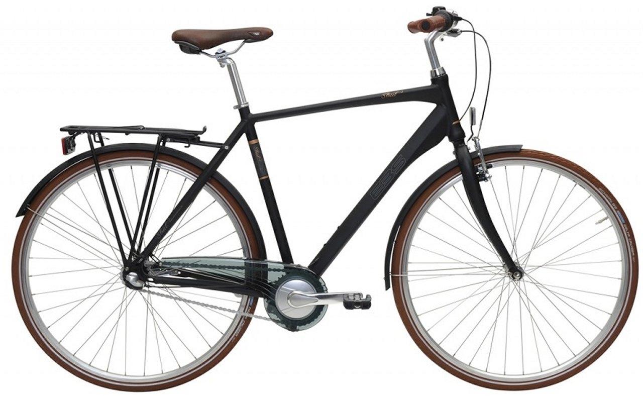EBS Street 7G Sort - 2016 Herre citybike cykel