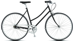 *Remington Sport 3G Sort <BR>- 2018 Dame citybike SUPER-TILBUD