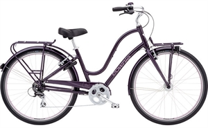 Electra Townie Commute 8D EQ Lilla<BR>- 2018 Dame  cruiser