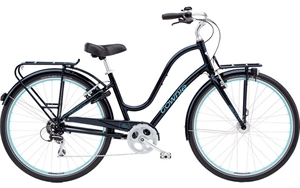 Electra Townie Commute 8D EQ Sort<BR>- 2018 Dame  cruiser