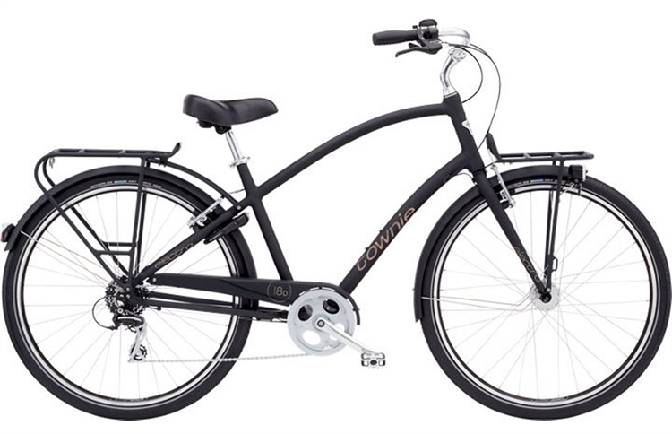 Electra Townie Commute 8D EQ Sort<BR>- 2018 herre cruiser