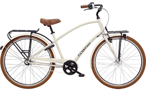 Electra Townie Commute 7i EQ Grå<BR>- 2018 Herre cruiser