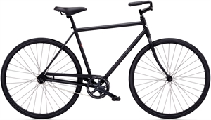 Electra Loft 1 Sort<BR> - 2016 Herre single speed SUPER-TILBUD