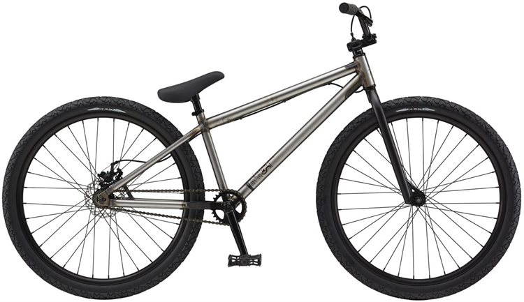 GT Ruckus DJ<BR>- 2016 26&quot; Single speed MTB SUPER-TILBUD