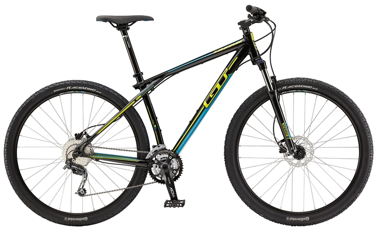 GT Karakoram Comp H-Disc Sort - 2015 29 MTB cykel SUPER-TILBUD