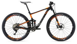 "Giant Anthem 29er 1 GI <BR>- 2018 29"" Fully MTB SUPER-TILBUD"