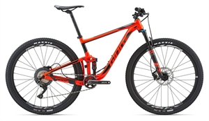 "Giant Anthem 29er 2 - Str. Small/16"" <BR>- 2018 29"" Fully MTB cykel SUPER-TILBUD"