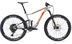 "Giant Anthem Advanced 1 <BR>- 2018 27.5"" Carbon fully MTB SUPER-TILBUD"