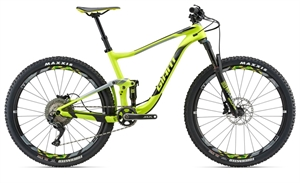 Giant Anthem Advanced 2 <BR>- 2018 27,5 Carbon fully MTB SUPER-TILBUD