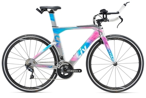 Liv/Giant Avow Advanced<BR> - 2018 Dame enkeltstartscykel