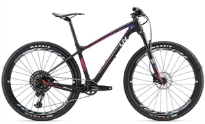 Liv/Giant Obsess Advanced 1 <BR>- 2018 27.5 Dame carbon MTB cykel