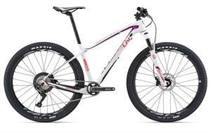 Liv/Giant Obsess Advanced 2 <BR>- 2018 27.5 Dame carbon MTB cykel