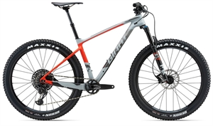 Giant XTC Advanced + 1 <BR>- 2018 27.5&quot; Carbon MTB cykel