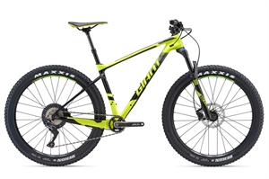 Giant XTC Advanced + 2 <BR>- 2018 27.5&quot; Carbon MTB cykel