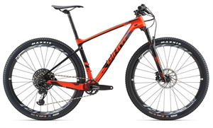 Giant XTC Advanced 29er 1 <BR>- 2018 29&quot; Carbon MTB cykel