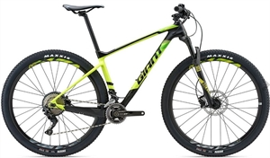 Giant XTC Advanced 29er 2 GE <BR>- 2018 29&quot; Carbon MTB cykel