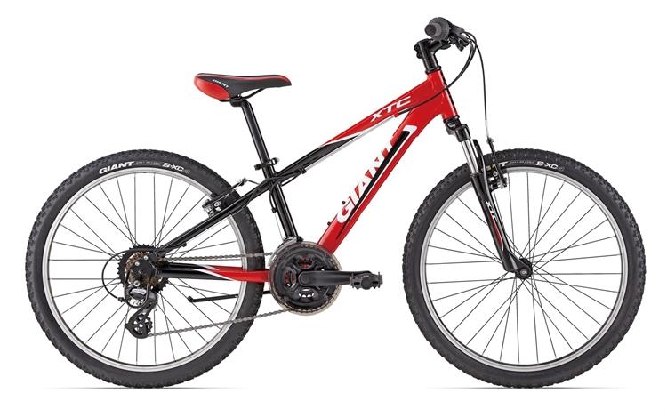 Giant XTC JR 1 24- 2014 24 Børne MTB cykel TILBUD