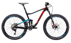 Giant Anthem 1 H-Disc<BR> - 2017 27.5&quot; Fully MTB TILBUD