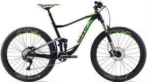Giant Anthem 2 GE H-Disc<BR> - 2017 27.5&quot; Fully MTB