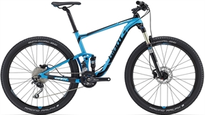 Giant Anthem 3 H-Disc<BR> - 2016 27.5&quot; Fully MTB TILBUD