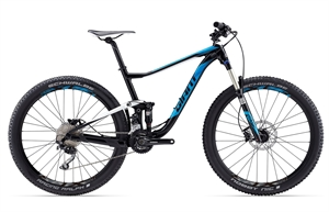 Giant Anthem 3 H-Disc<BR> - 2017 27.5&quot; Fully MTB TILBUD
