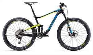 Giant Anthem Advanced 1<BR> - 2017 27.5&quot; Fully Carbon MTB TILBUD