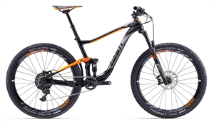 Giant Anthem Advanced 2 <BR>- 2017 27.5&quot; Fully carbon MTB TILBUD
