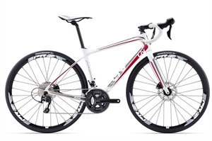 Giant/Liv Avail Advanced 2 H-Disc<BR> - 2017  Carbon dame racer TILBUD